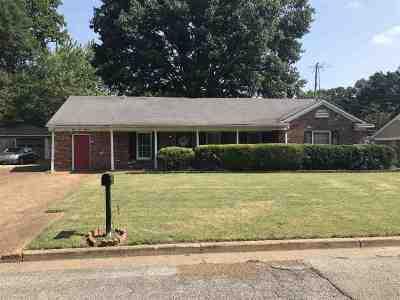 Memphis Single Family Home For Sale: 5218 Fernleaf