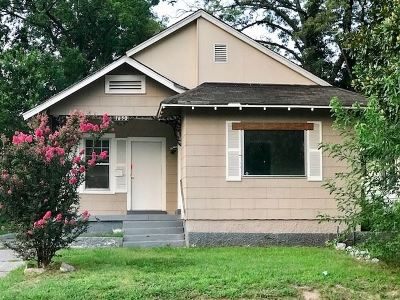 Memphis Single Family Home For Sale: 1650 Netherwood