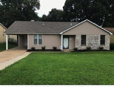 Memphis Single Family Home For Sale: 5752 N French Market