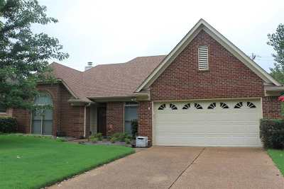 Memphis Single Family Home For Sale: 8695 Rivermill