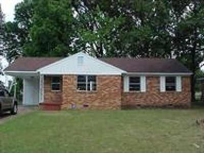 Memphis Single Family Home For Sale: 3508 Boeingshire