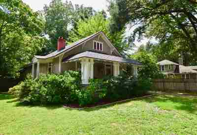 Cooper, Cooper Young Single Family Home For Sale: 2041 Walker