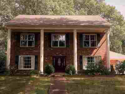 Germantown Single Family Home For Sale: 3032 Cotton Cross