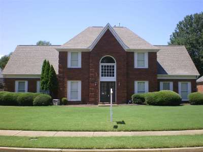 Germantown Single Family Home For Sale: 8904 C D Smith
