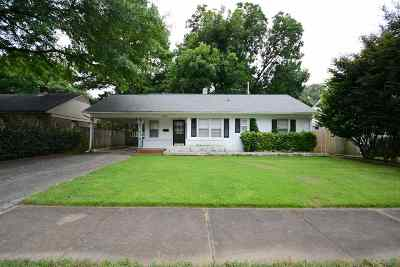 Memphis Single Family Home For Sale: 5065 Kaye
