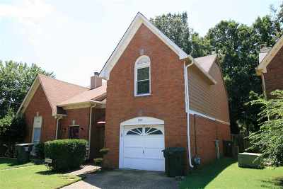 Memphis Condo/Townhouse For Sale: 6385 Hunters Place
