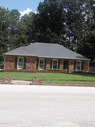 Memphis Single Family Home For Sale: 248 N Yates