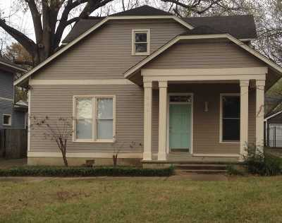Memphis Single Family Home For Sale: 354 Garland