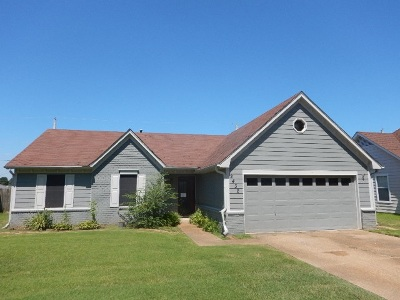 Memphis Single Family Home For Sale: 2432 Country Trail