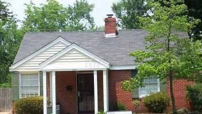 Memphis Single Family Home For Sale: 508 Philwood