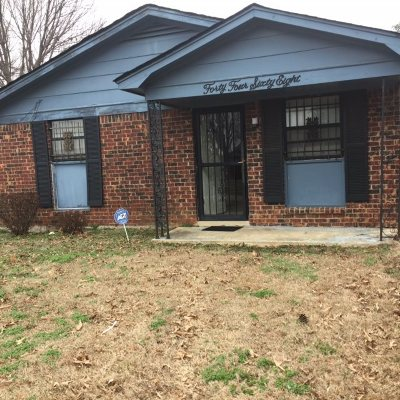 Memphis Single Family Home For Sale: 4468 White Sands