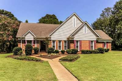 Collierville Single Family Home For Sale: 664 Winhill
