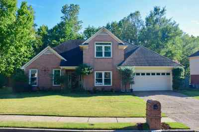 Memphis Single Family Home For Sale: 8853 Dewberry