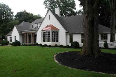 Memphis Single Family Home For Sale: 76 Waring