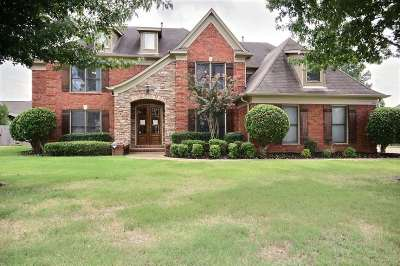 Collierville Single Family Home For Sale: 1165 Wildcreek