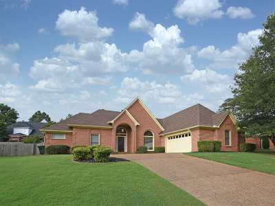 Collierville Single Family Home For Sale: 605 Alexandria