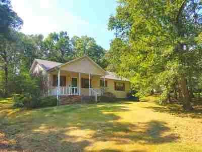 Selmer Single Family Home For Sale: 70 Debbie