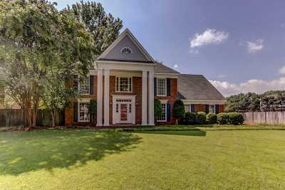 Collierville Single Family Home For Sale: 1001 Yorktown