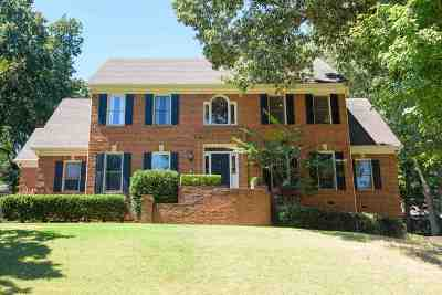 Germantown Single Family Home For Sale: 2821 Oakleigh
