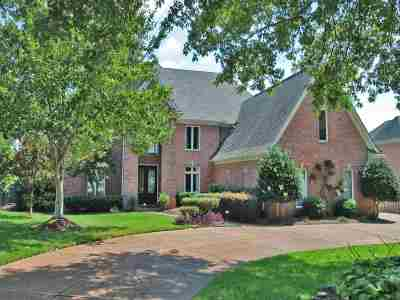 Collierville Single Family Home For Sale: 2580 Halle