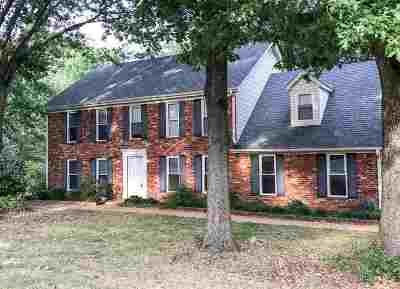 Germantown Single Family Home For Sale: 2934 Cross Village