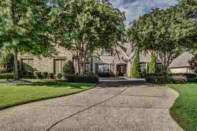 Collierville Single Family Home For Sale: 1186 Brayridge