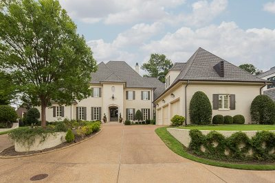 Memphis Single Family Home For Sale: 1156 Cherbourg
