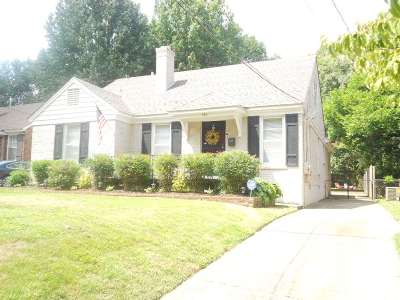 Single Family Home Sold: 195 S Greer