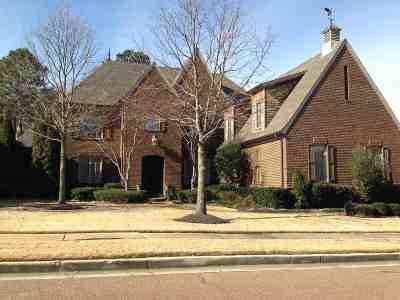 Germantown Single Family Home For Sale: 2389 Sanders Ridge