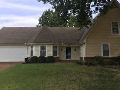 Bartlett Single Family Home For Sale: 8045 Claredale
