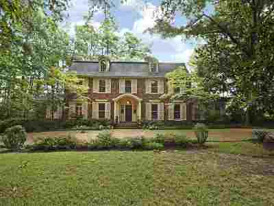 Memphis Single Family Home For Sale: 5740 Forest Gate