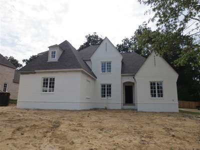Collierville Single Family Home For Sale: 39 Addiegreen