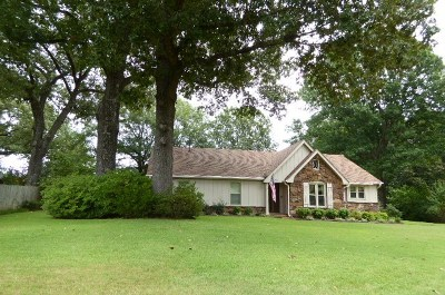 Germantown Single Family Home For Sale: 7936 Cotton Cross