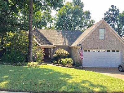Bartlett Single Family Home For Sale: 3210 Briarfield