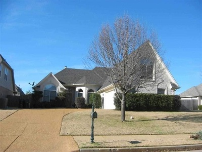 Collierville Single Family Home For Sale: 4811 White Pass