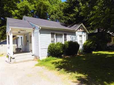 Millington Single Family Home For Sale: 7945 Church