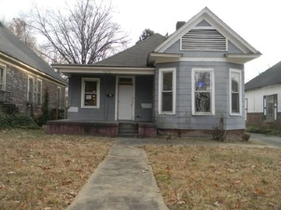 Cooper, Cooper Young Single Family Home For Sale: 1703 Euclid