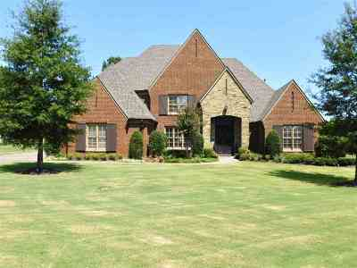 Piperton Single Family Home For Sale: 50 Greenbrier Trace