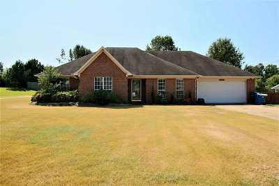 Atoka TN Single Family Home For Sale: $179,900
