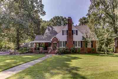 Collierville Single Family Home For Sale: 265 W Poplar