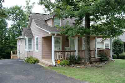 Counce Single Family Home For Sale: 135 Ping Hill