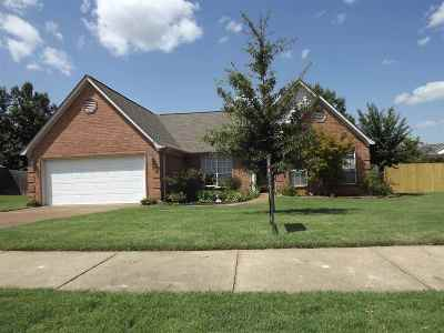 Bartlett Single Family Home For Sale: 4675 Shadow Field