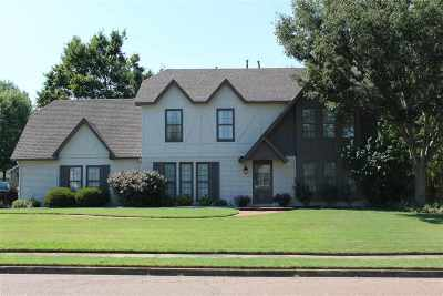 Collierville Single Family Home For Sale: 288 E Powell