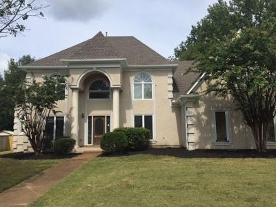 Collierville Single Family Home For Sale: 3361 E Shea Oaks
