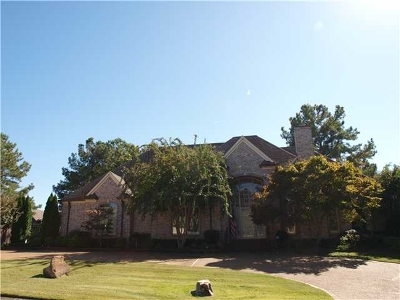 Memphis Single Family Home For Sale: 8761 Classic