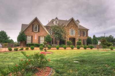 Collierville Single Family Home For Sale: 11000 Shelby Post