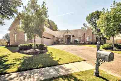 Collierville Single Family Home For Sale: 111 Kathy