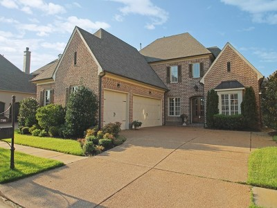Germantown Single Family Home For Sale: 1799 Wellsley