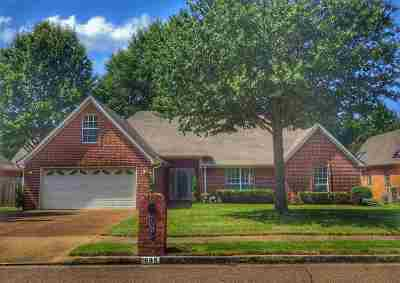 Collierville Single Family Home For Sale: 1085 Sugar