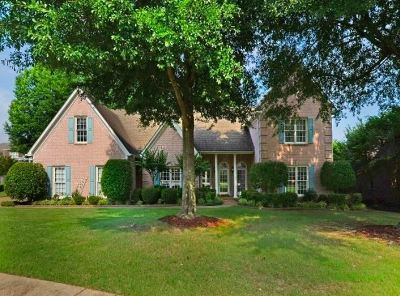 Collierville Single Family Home For Sale: 571 Windsor Park